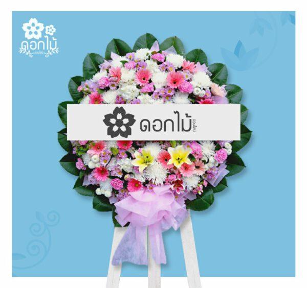 พวงหรีดดอกไม้สด – 2000 (1)