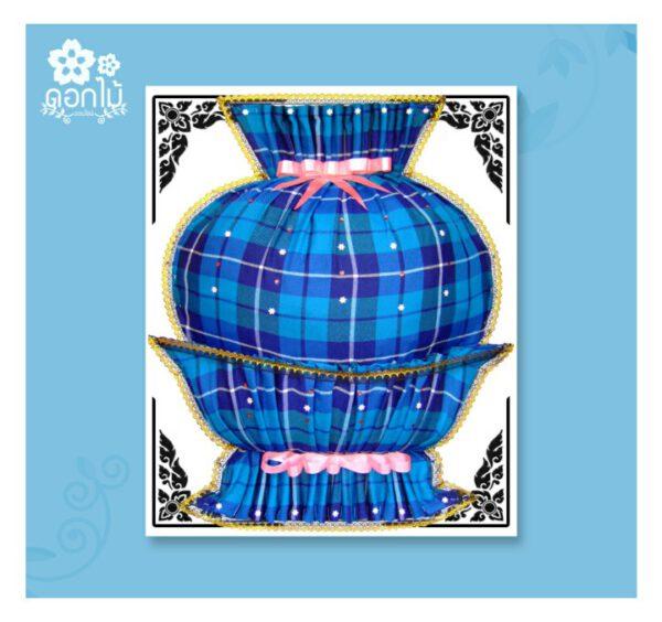 พวงหรีดผ้าพีทีไอ – 1000 (1)