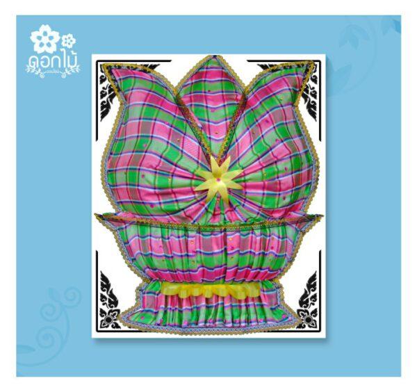 พวงหรีดผ้าพีทีไอ – 1000 (4)