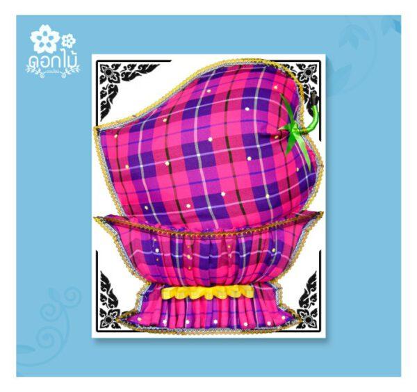 พวงหรีดผ้าพีทีไอ – 1000 (5)