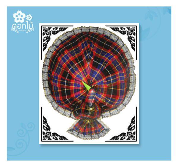พวงหรีดผ้าพีทีไอ – 1000 (6)